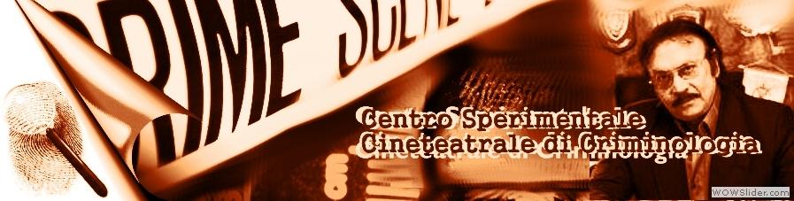Centro Sperimentale Cineteatrale di Criminologia - 2